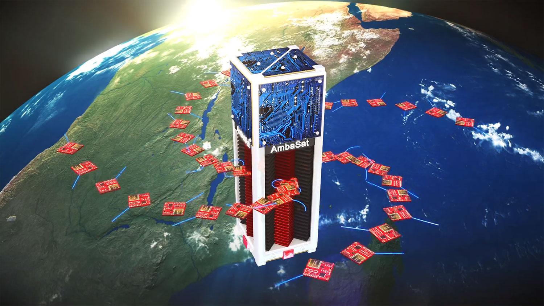 BACKER UPDATE: AmbaSat-1 progress update (email follow-up)