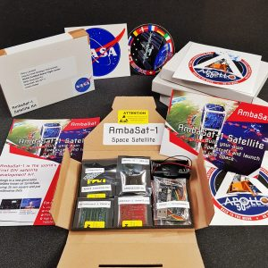 8. AmbaSat-1 Satellite – ENGINEER KIT