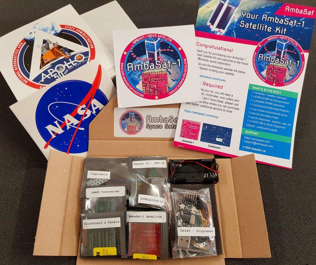 AmbaSat-1 Kit