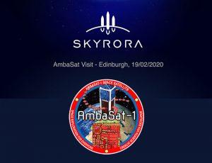 Press Release February 2020: AmbaSat Ltd – Skyrora Limited