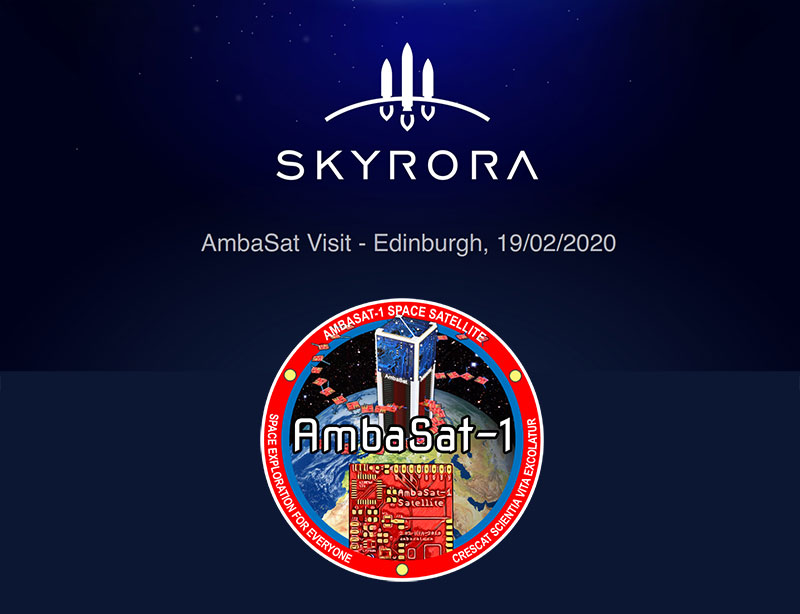 Press Release February 2020: AmbaSat Ltd – Skyrora Limited