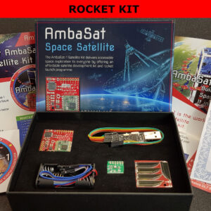 3. AmbaSat-1 Satellite – ROCKET KIT