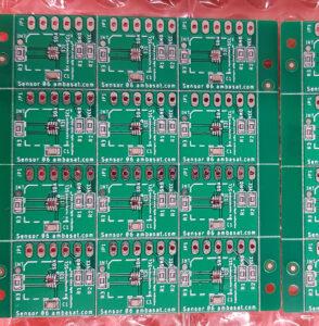 First assembled Sensor 06s