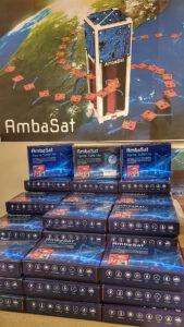 AmbaSat-1 Kits Ready to Ship
