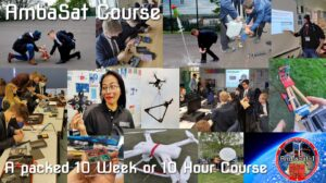AmbaSat in Education – STEM Course